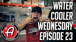 Blooper Reel 2019 | Adam's Polishes Water Cooler Wednesday Episode 23
