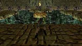 TR3 speedrun - Caves of Kaliya 1:17 (NG+)