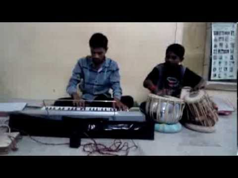 Tara Vina Shyam Garbo Instrumental Piano BY Parth Patel