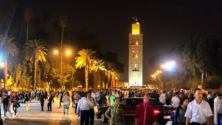 Enchanting country Morrocco