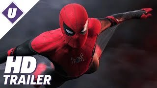 Spider-Man: Far From Home - Official Teaser Trailer (2019) | Tom Holland, Jake Gyllenhaal