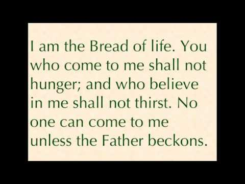 Misc Unsigned Bands - Suzanne Toolan - I Am The Bread Of Life