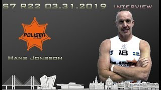 Hans Jonsson play underwater rugby since 1992 year
