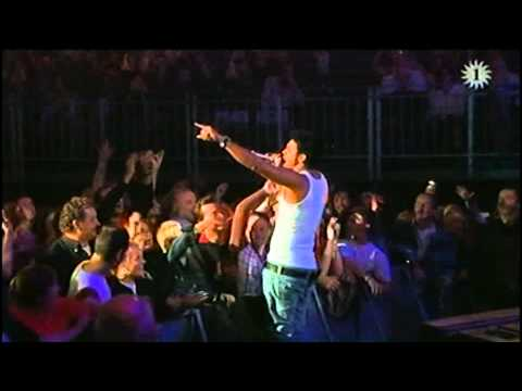 Shaggy & Rayvon - Strength of a woman & Angel (live from Belgium 2004)