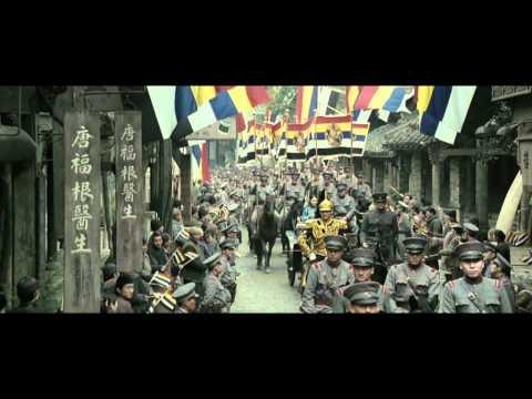 Shaolin (Deutscher Trailer) Andy Lau Jackie Chan Nicholas Tse...
