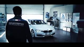 Audison BMW Audio Upgrade by Car Electronics Nottingham