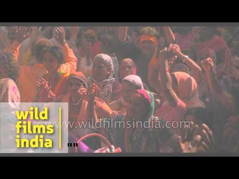 Festival Of Colours - Holi Celebration | India