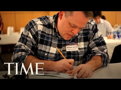 USA Memory Championship: Inside The World Series Of Memorization | TIME