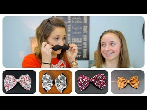 Bow Haul and Exciting News! | Cute Girls Hairstyles