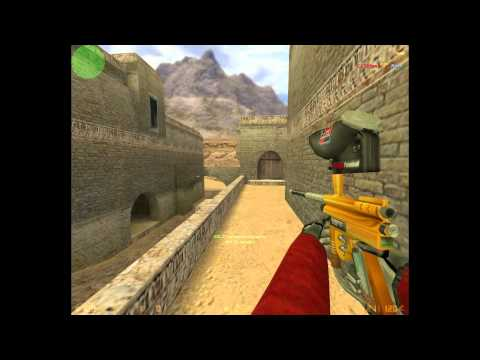 Counter Strike 1.6 Paintball 1.rész