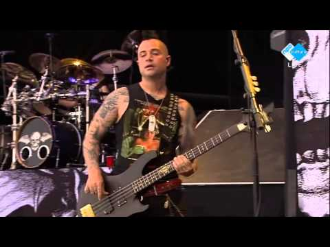 Avenged Sevenfold - Doing Time - Pinkpop 2014 video