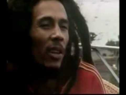 Legalize it! Decriminalize it!  [Bob Marley Interview on Marijuana Cannabis º]