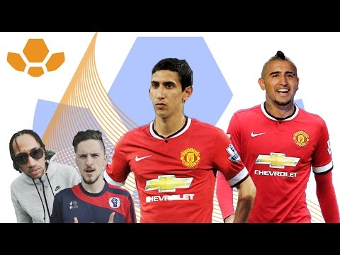 Di Maria & Vidal for Man United? | Comments Below
