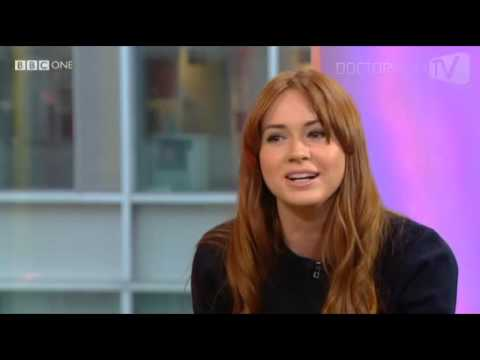 Karen Gillan Interview The One Show Aug 2012