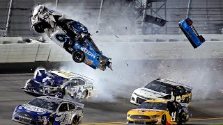 Ryan Newman NASCAR Crash