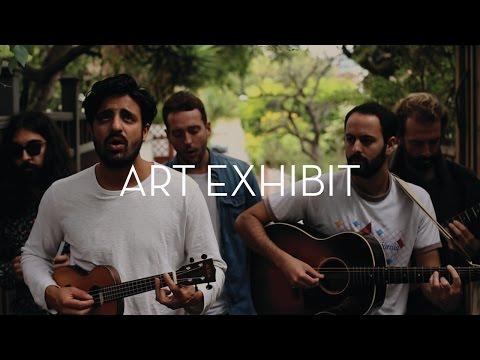 Young The Giant - Art Exhibit