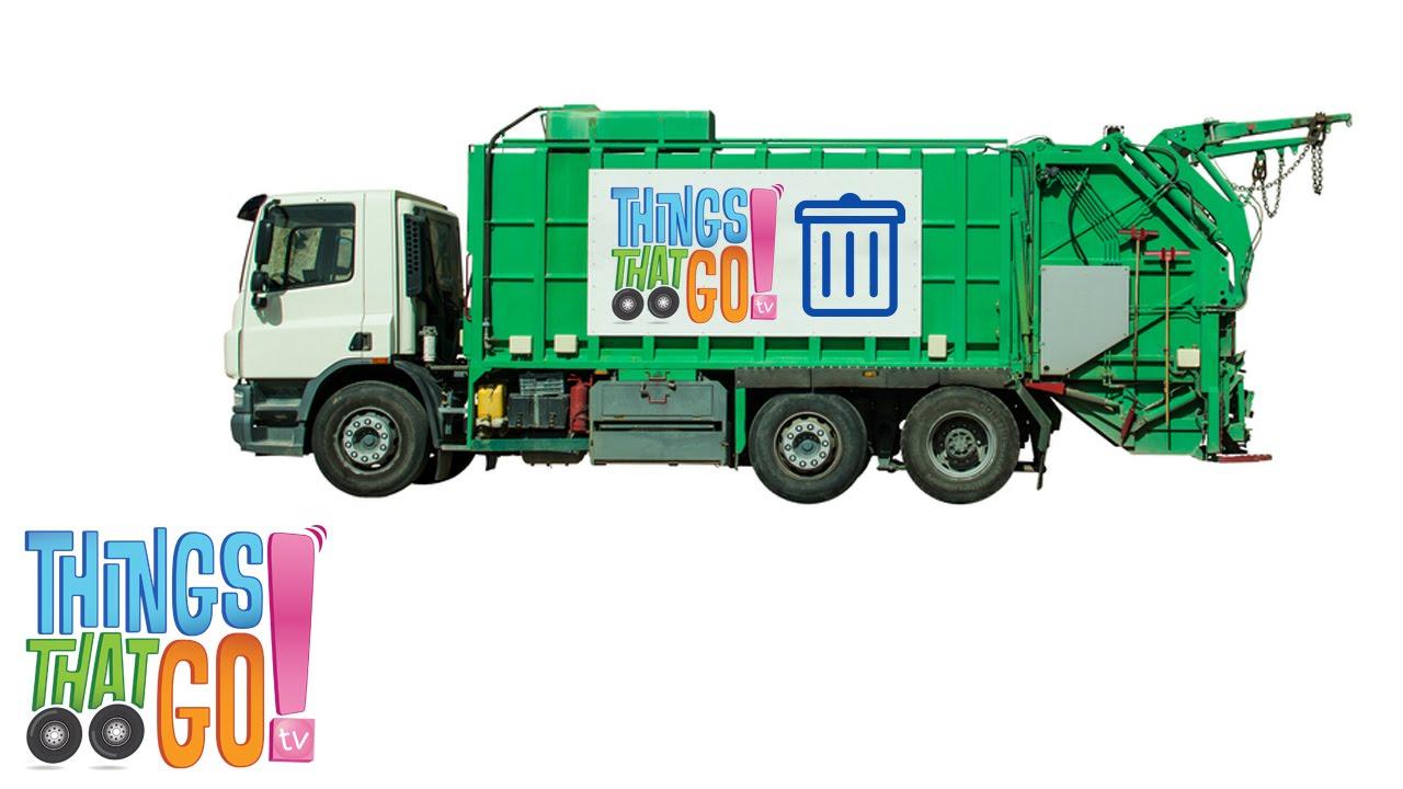 garbage truck  truck videos for kids