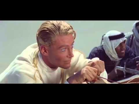 LAWRENCE OF ARABIA FOUR DISC BLU-RAY COLLECTOR'S GIFT SET - Out now