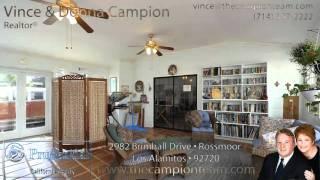 2982 Brimhall Drive • Rossmoor • Los Alamitos • 90720