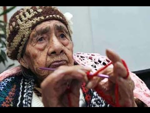 The World's Oldest Person, You Won't Believe How Old She Is! video