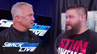 Kevin Owens negotiates his fine with Shane McMahon: SmackDown LIVE, Aug. 20, 2019