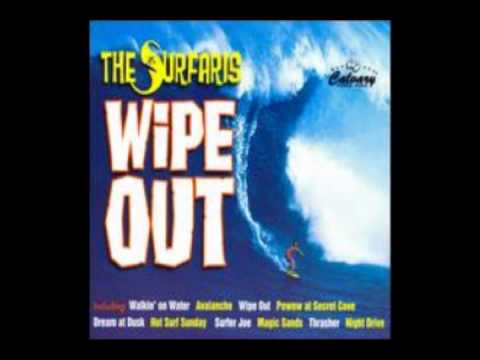 Wipe Out is listed (or ranked) 50 on the list The Best Rock Instrumentals
