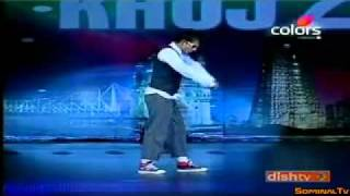 Harihar Dash   Popping n Locking Dance   IGT2010 360p