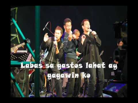 Paskong walang pera - Apo Hiking Society (Audio with lyrics)