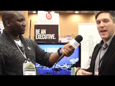 Beats By Dre CES 2013 Interview