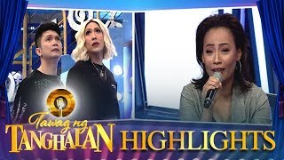 Vice and Vhong reenact a few scenes from 'I Have a Lover' | Tawag ng Tanghalan