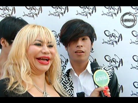 Susy Díaz alborotó a fanáticos adolescentes del K-Pop en festival