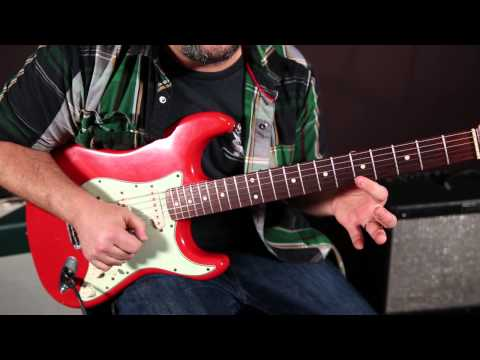 Pentatonic Scale Pattern to Get You Out of Your Solo Rut - Blues Guitar Solos