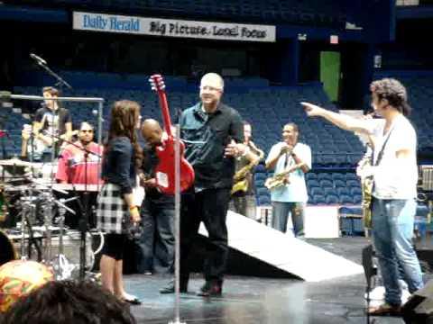 Jonas Brothers Soundcheck Party @ Allstate Arena July10,2009