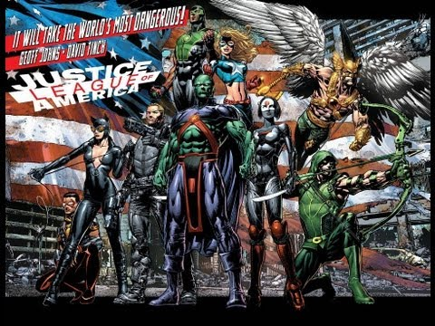 Opinión de The New 52 - Publicaciones/Familias Justice League - Español