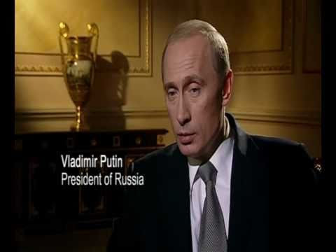 Putin about, September 11 attacks  9/11