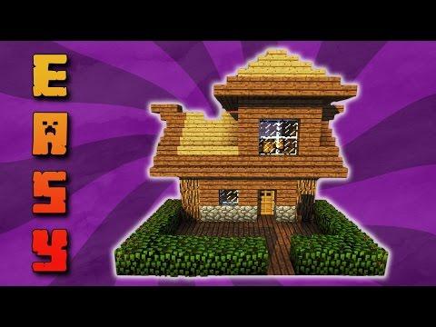 Tutorial Minecraft Baumhaus Bauen So Baut Ihr Ein Cooles - Minecraft coole einfache hauser