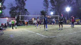 Rohit rana team vs BEG roorkee | Volleyball Match | Local Volleyball Tournament
