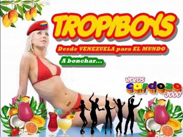 Los Tropiboys de Venezuela - Grandes Exitos - CD