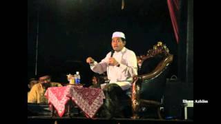 Pengajian Lucu KH Anwar Zahid Terbaru 2015 Blitar