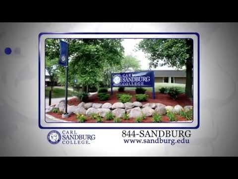 Carl Sandburg College - Start Here :15 Spot