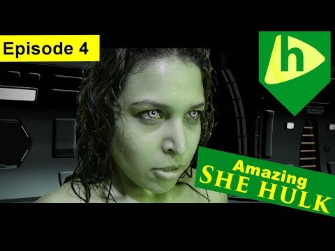SHE HULK AMAZING - EPISODE 4 - Season 3