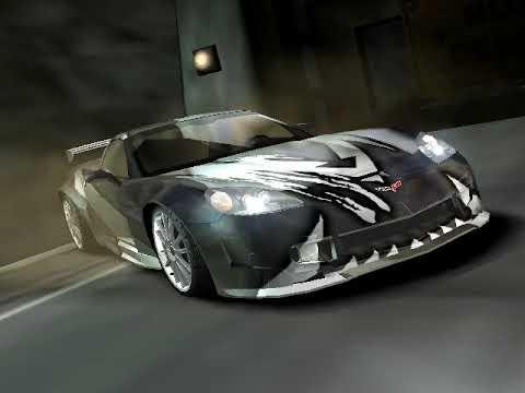 Need for Speed Carbon - Быстрая победа в Золотой дуэли Каньона.