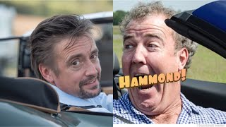 Jeremy Clarkson Shouting Hammond!