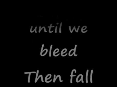 Kleerup ft Lykke Li Until we bleed (Lyrics)