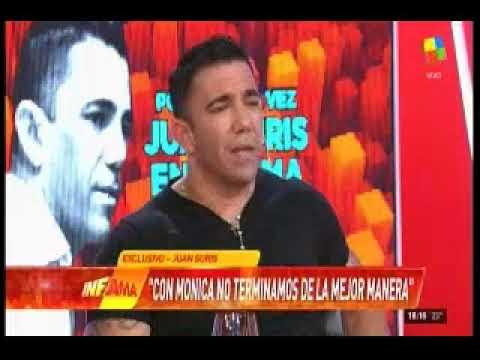 Juan Suris y una confesión que destrozó a Mónica Farro