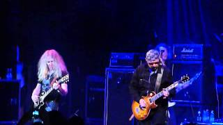 SAXON - Denim and Leather - Monsters of Rock Cruise 3/19/13 live concert