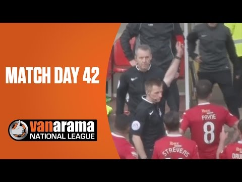 National League Highlights Show - Match Day 42