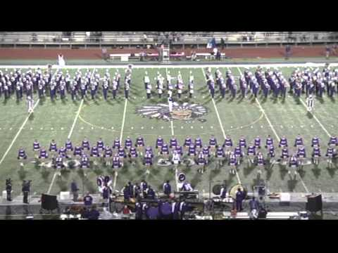 Vidor vs Port Neches-Groves(10-25-13)