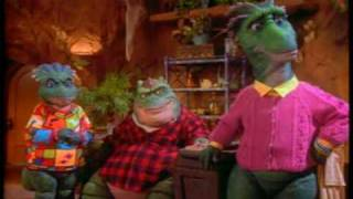 Unnecessary censorship: Dinosaurs TV show