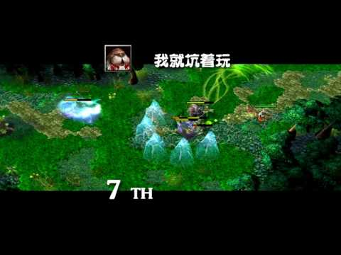 DotA - WoDotA Top10 Weekly Vol.240